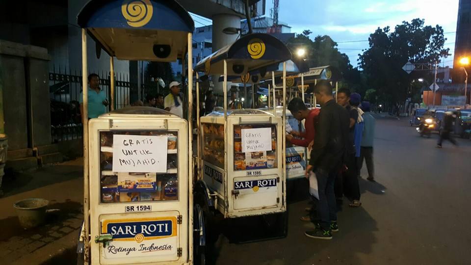 Kekecewaan Mendalam Sahabat Pemborong Sari Roti Atas Klarifikasi Sari Roti