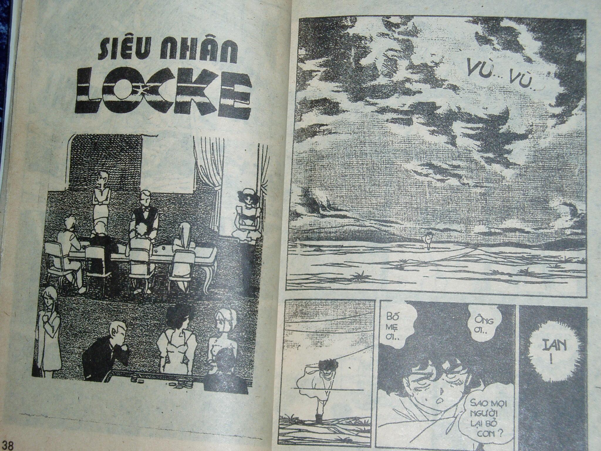 Siêu nhân Locke vol 14 trang 19