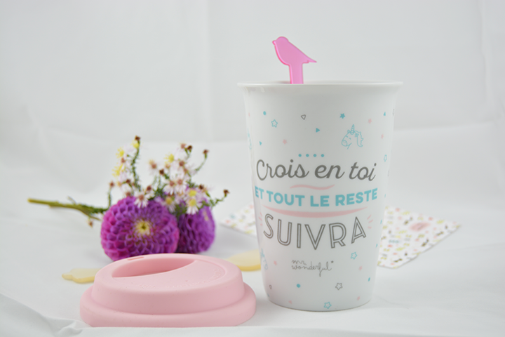 mug Mr Wonderful concours