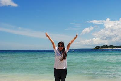 Lokasi Pantai Gili Trawangan Lombok