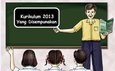 Informasi Peruabahan Kurikulum 2013 Yang Disempurnakan