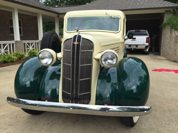 1936 Dodge Pick Up Totally Restored