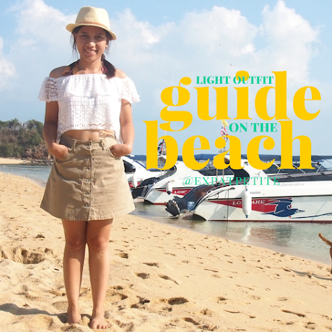 Light Outfit Guide on the Beach