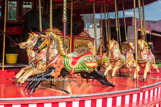 Carters Steam Fun Fair, Lichfield July 2017