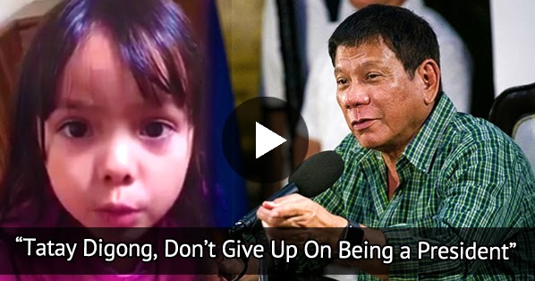 "WATCH: An american kid tells Duterte ""don't let the bad guys take your spot"""