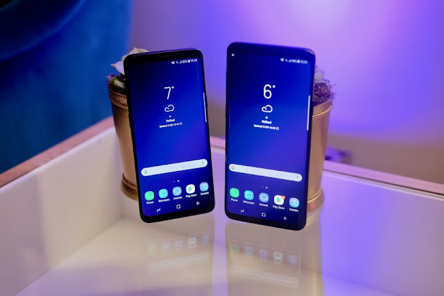 Cara Mudah Factory Reset Samsung Galaxy S9