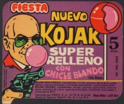 El chupa de Kojak