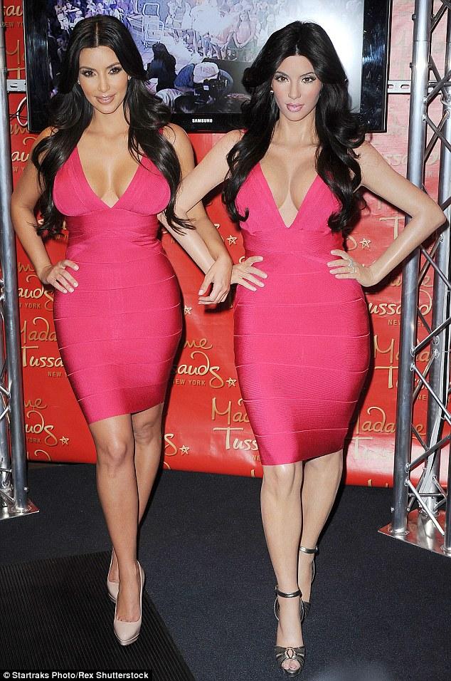 kim kardashian wax photo
