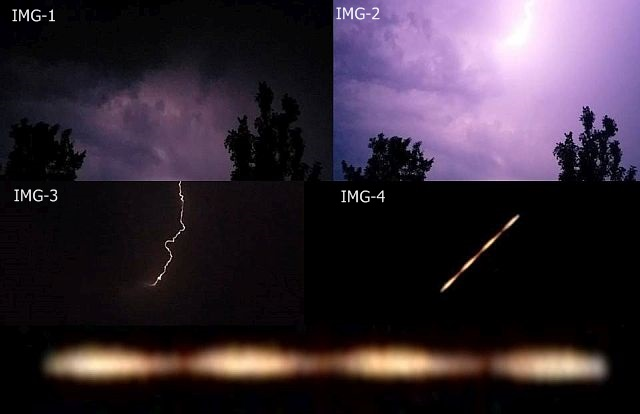 UFO News ~ Bright UFO appears after lightning strike over Hastings, Nebraska plus MORE Ufo%2Blightning%2BNebraska%2B%25282%2529