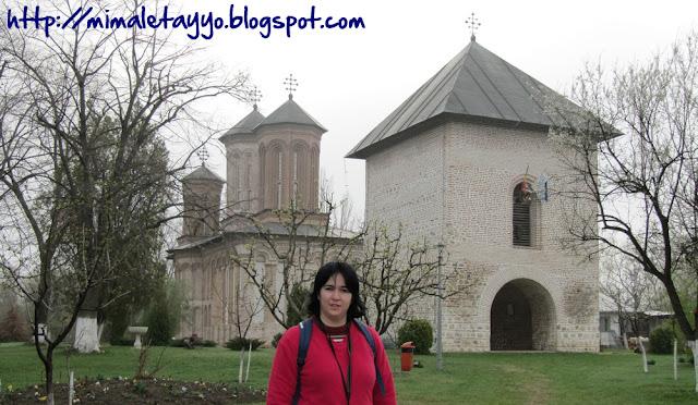 Monasterio de Snagov