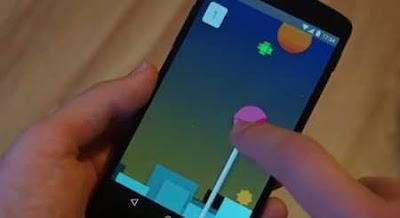 game tersembunyi pada android