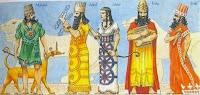 le divinità sumere, riassunto per la scuola elementare
