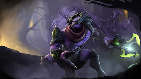 Faceless Void DOTA 2 Wallpaper, Fondo, Loading Screen