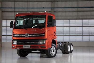e-Delivery 13-180 é o primeiro caminhão elétrico operacional da VW