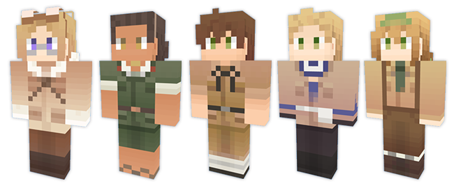 Greece Hetalia Minecraft Skin
