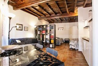 Alugar apartamento ROma 4 - Apartamento para alugar em Trastevere