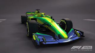 F1 Mobile Racing PS3 Wallpaper