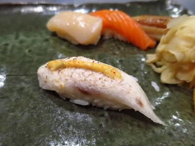 Shinzo, sushi