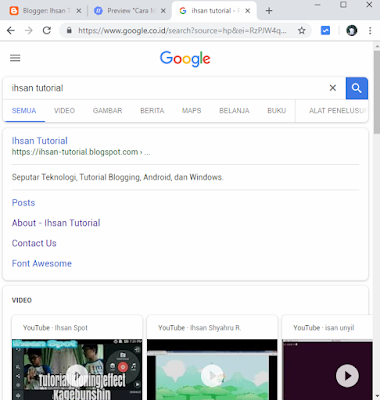 User Agent Chrome