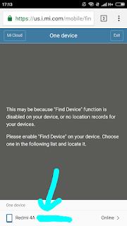 Gambar 11. Pilih smartphone.