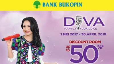 Harga Room DIVA Senen Jakarta Pusat Karaoke Keluarga Terbaru