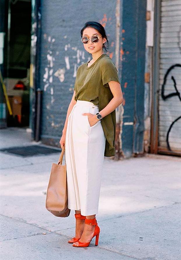 Los culotte pants