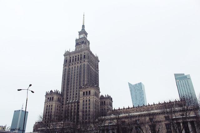 The beautiful capital of Poland PL|EN