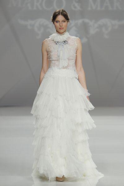 vestidos de novia que se quita la falda