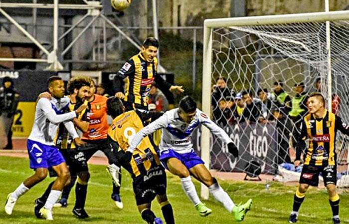 San José 3 - The strongest 1 - Torneo Clausura 2018