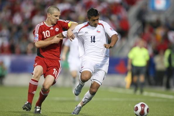 Canadá y Chile en Copa del Mundo Sub-20 Canadá 2007, 1 de julio