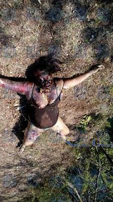 Hallan cadaver de mujer asesinada en Arcelia, Guerrero