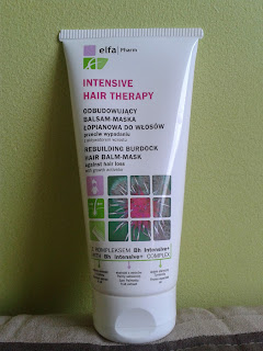 Intensive hair therapy Balsam/maska łopianowa