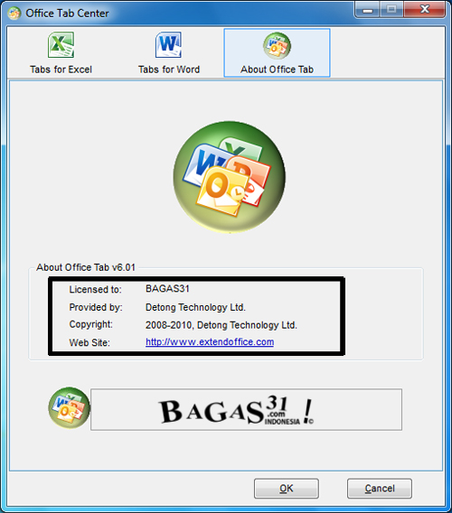 Office Tab 6.01 With Crack + Keygen 3
