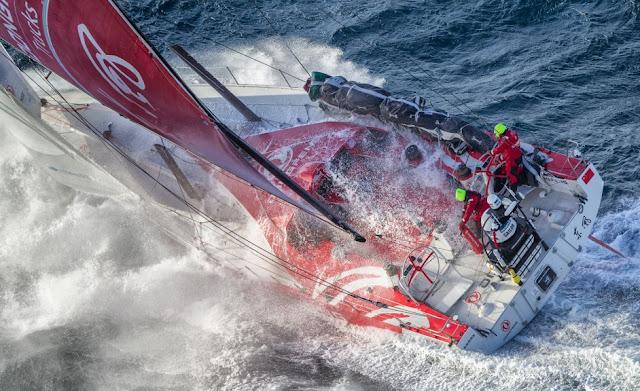 Volvo Ocean Race passa entre a Madeira e o Porto Santo