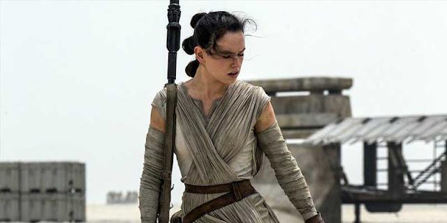 Ranking Star Wars. Episodio VII: El Despertar de la Fuerza