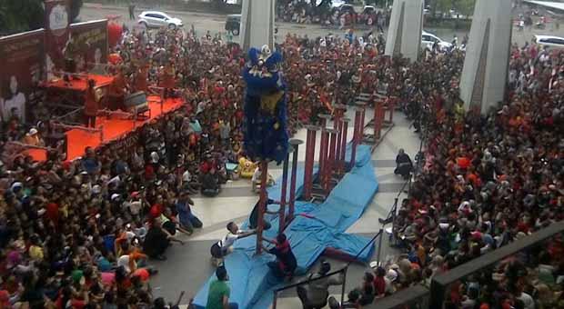 Tahun Baru Imlek, TSM Bandung Siapkan Angpao