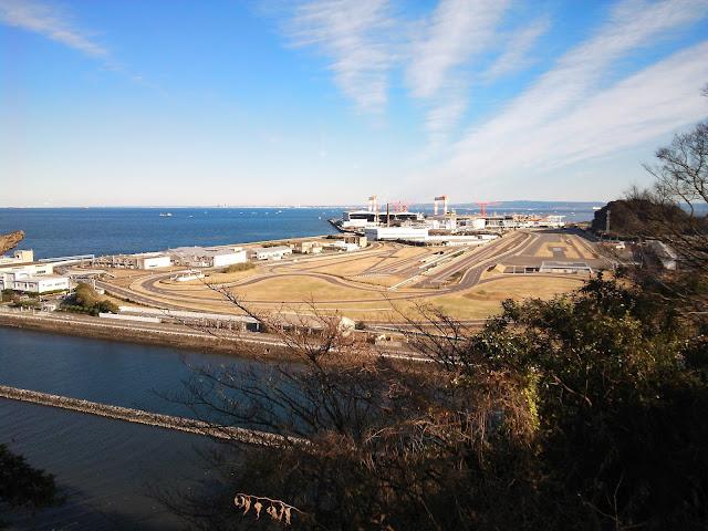 横浜 金沢 野島公園 展望台 八景島 追浜 日産