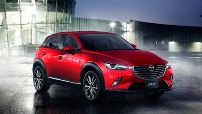 mazda cx-3 indonesia