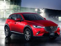 Inilah Harga, Spesifikasi Mazda CX-3 untuk Pasar Indonesia