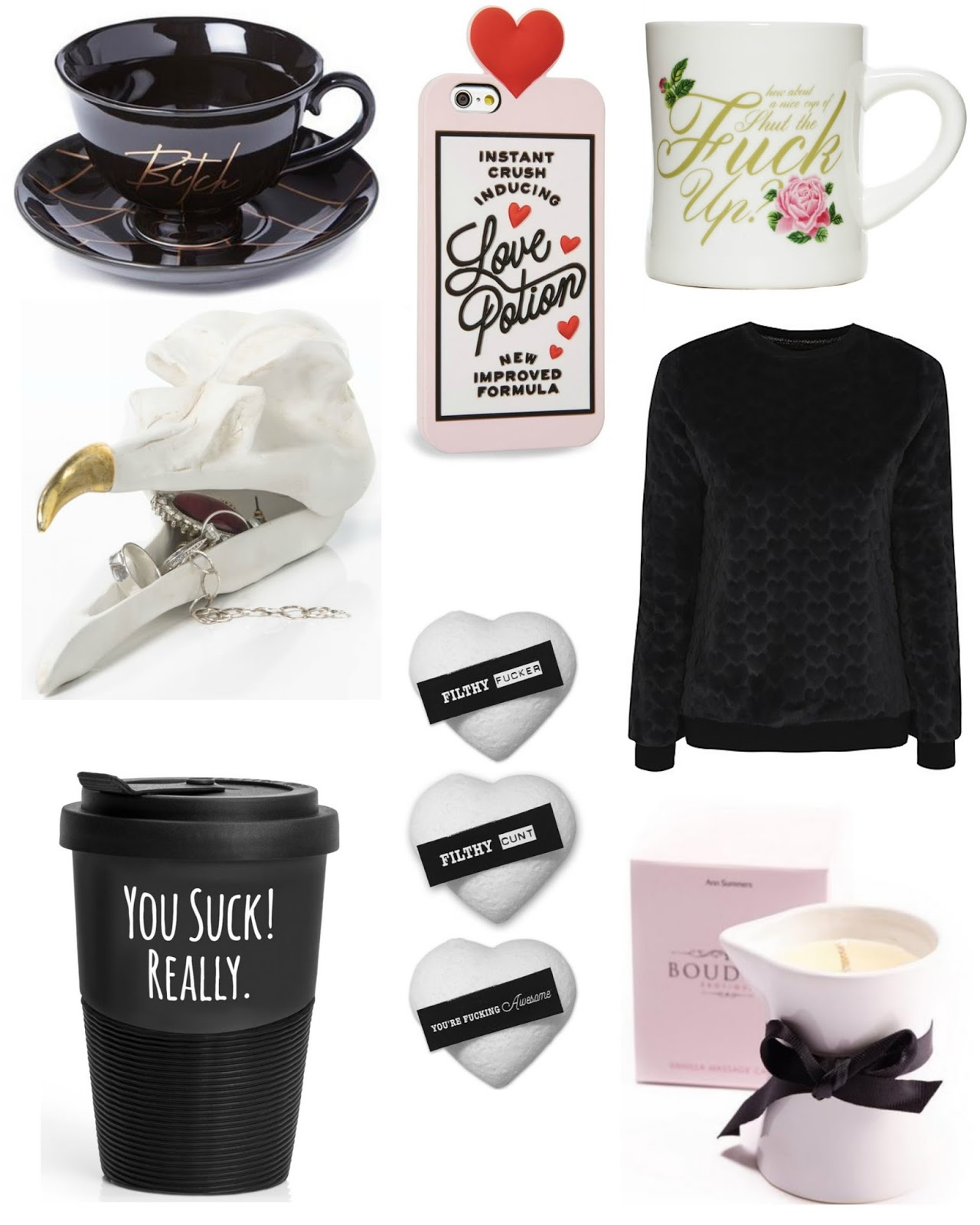 Lifestyle | Alternative Valentine Gift Ideas Eyelinerflicks.com Blog