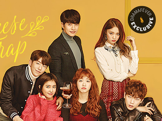 [K-Drama] Cheese In The Trap