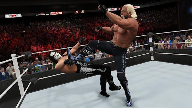 WWE 2K15 PC Download Photo