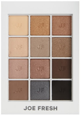 Eye Love Wednesday - go nude with a shadow palette from Joe Fresh, GOSH and Quo!
