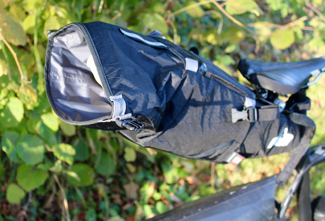Arkel Seatpacker Seatbag Review
