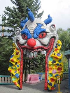 Scary Clown.