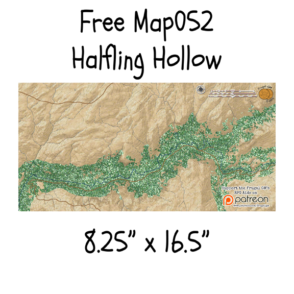 Map052F: Halfling Hollow