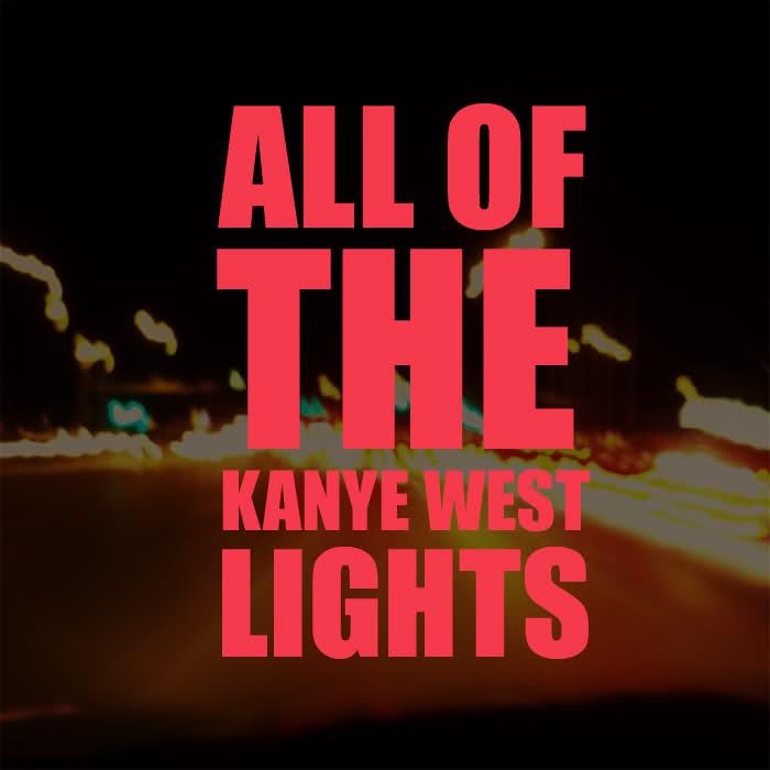 Видео скачать: kanye west & rihanna & kid cudi all of the lights.