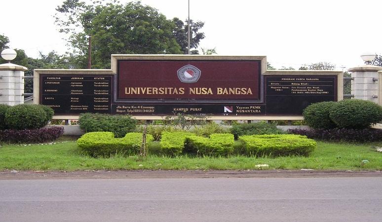 PENERIMAAN MAHASISWA BARU (UNB) UNIVERSITAS NUSA BANGSA