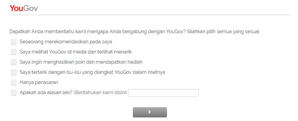 Hasilkan Uang Dari YouGov