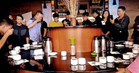Coffee Coaching Clinic bareng Bitter Sweet